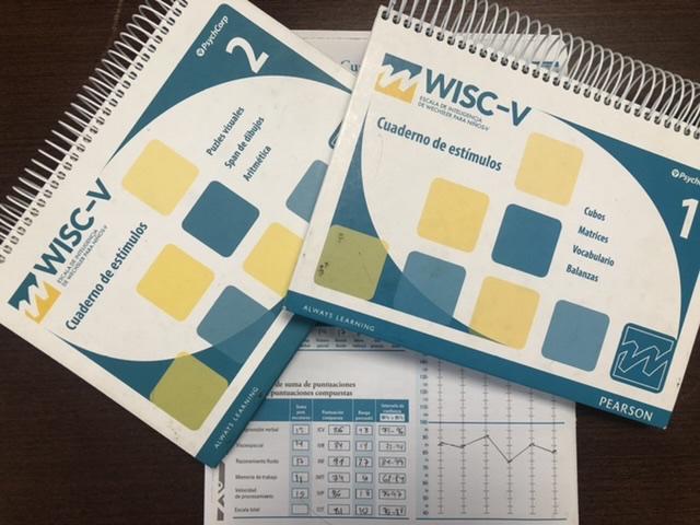 Cómo pasar el WISC V